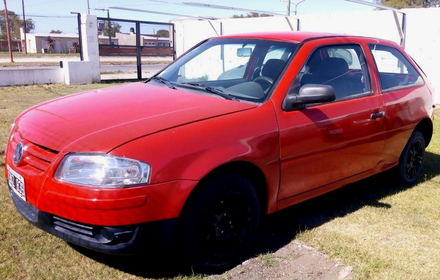 VW GOL 2007
