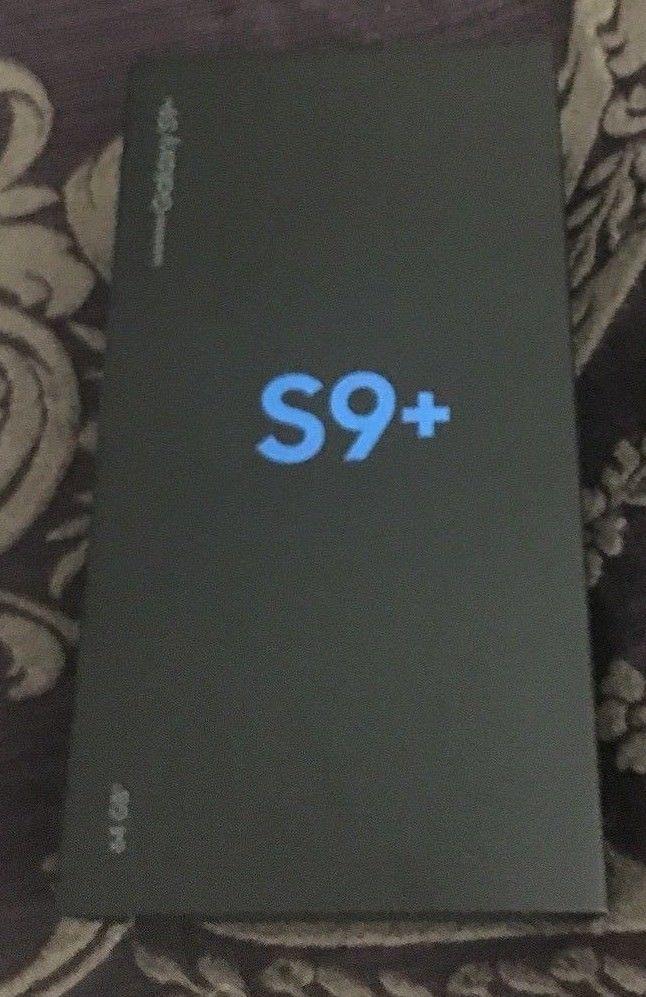 Samsung S9+ Nuevos En Caja!