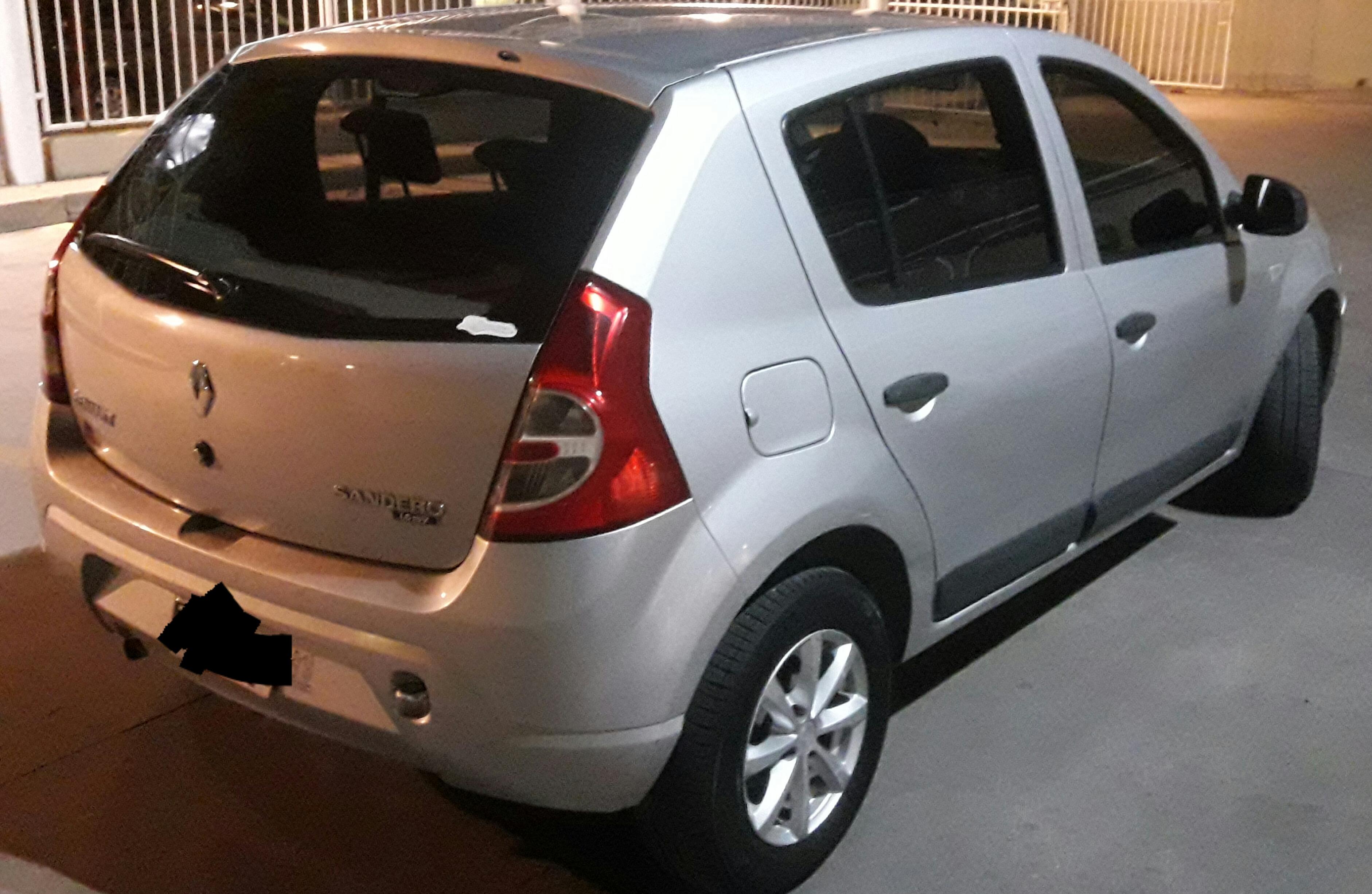 Sandero 1.6 modelo 2009