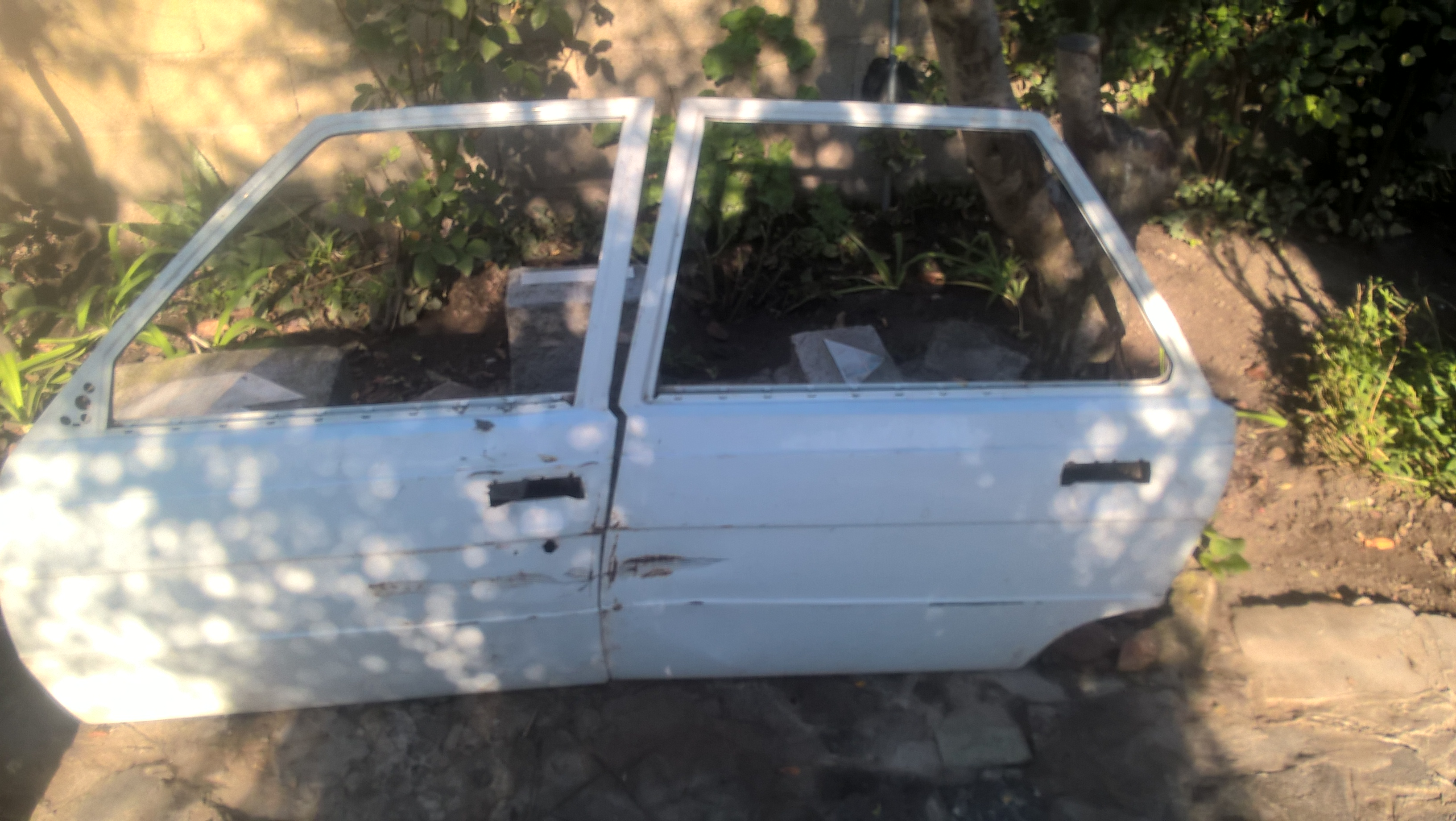 2 puertas de Renault 9