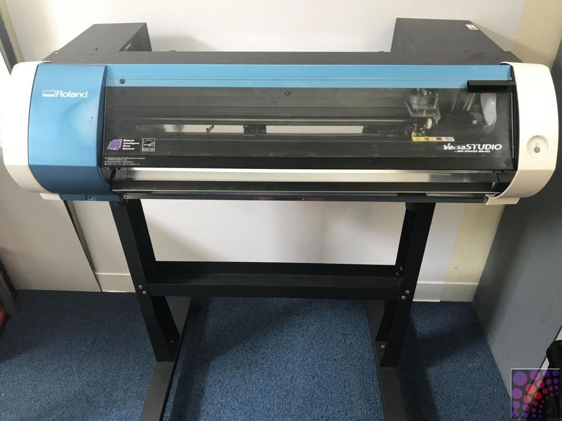 Roland BN-20 printer