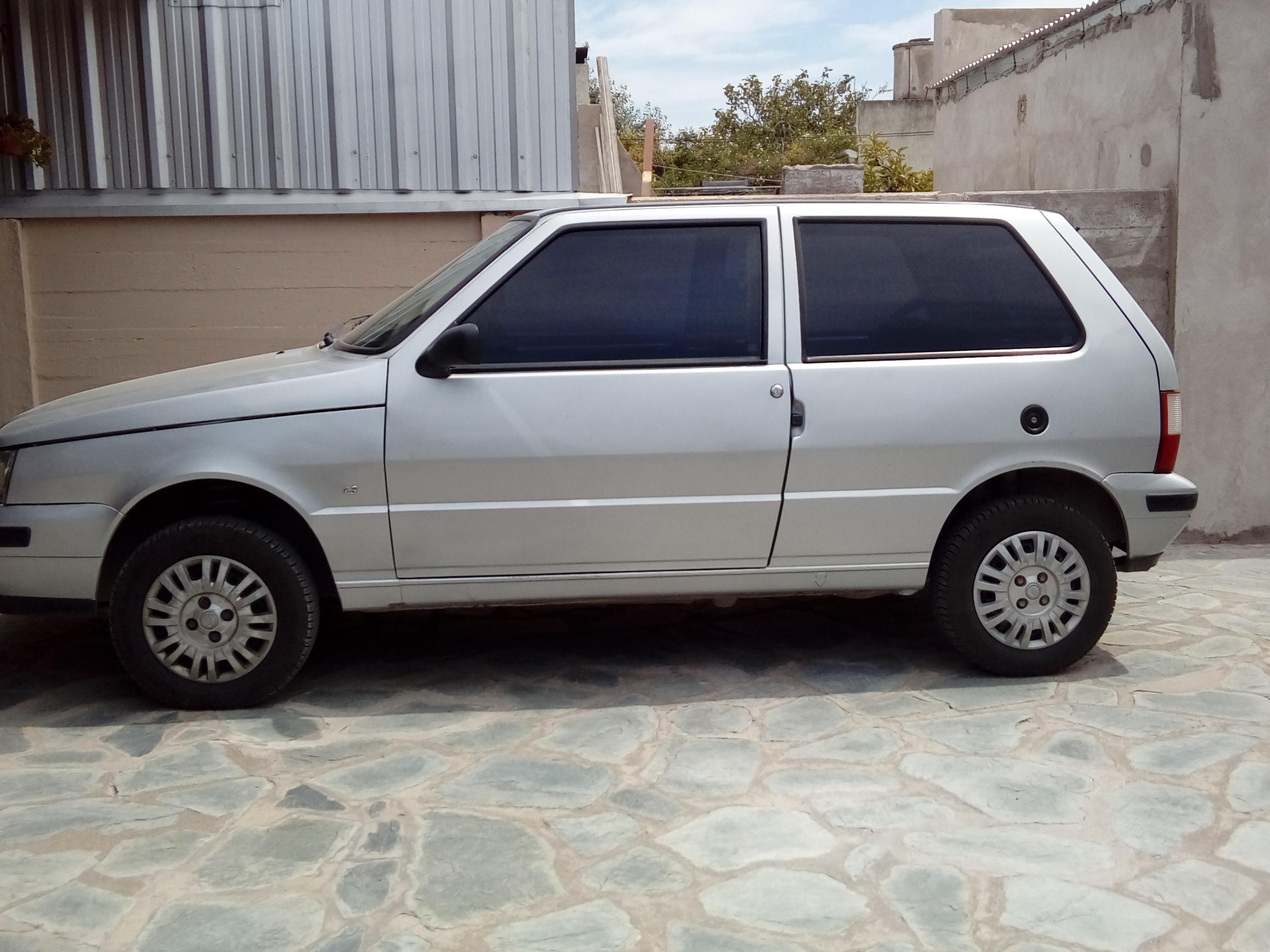 Vendo Fiat Unofire 2005