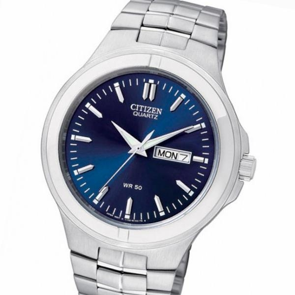Reloj 100% acero inoxidable