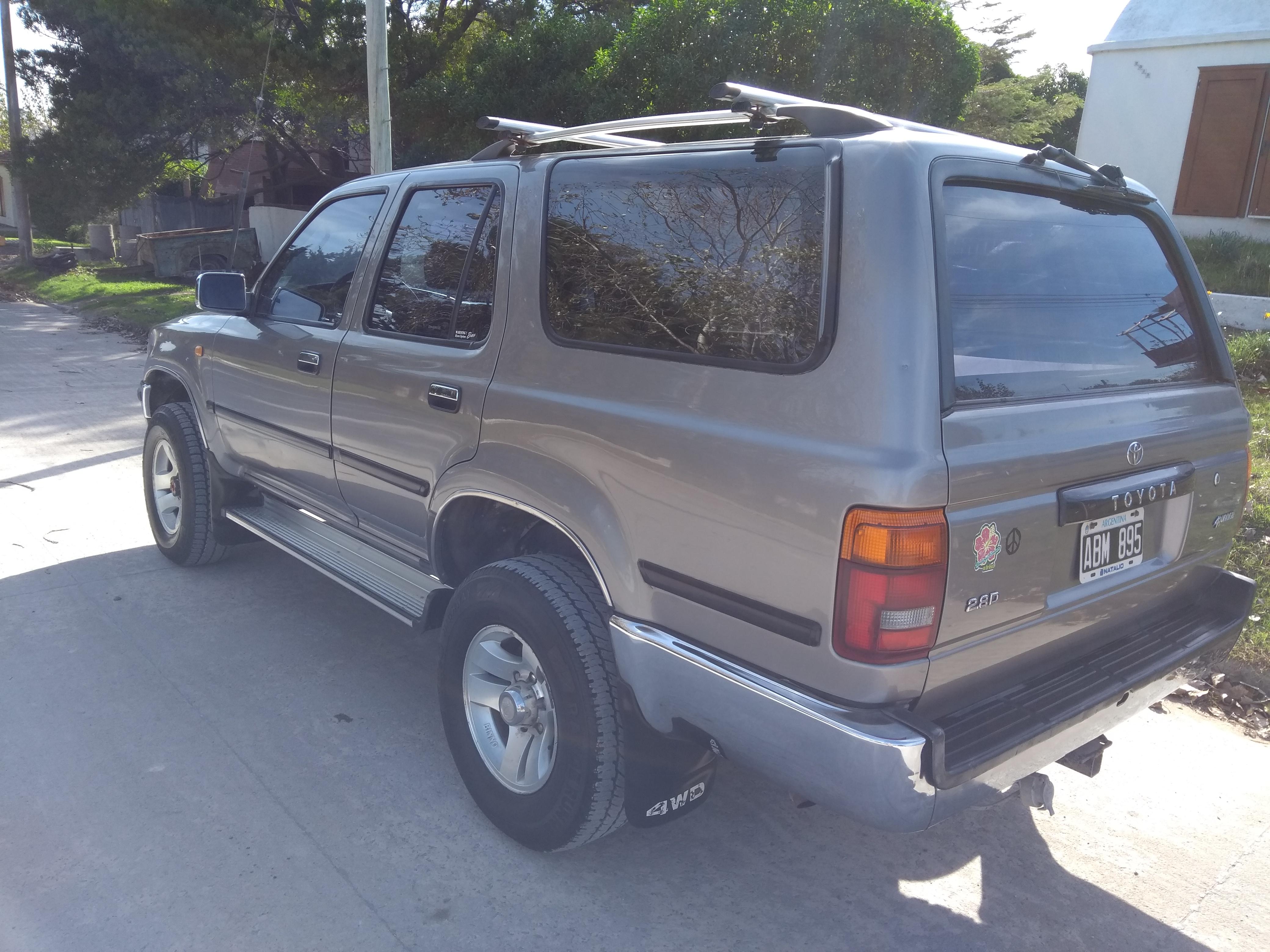 Toyota 4Runner 95 2.8 diesel