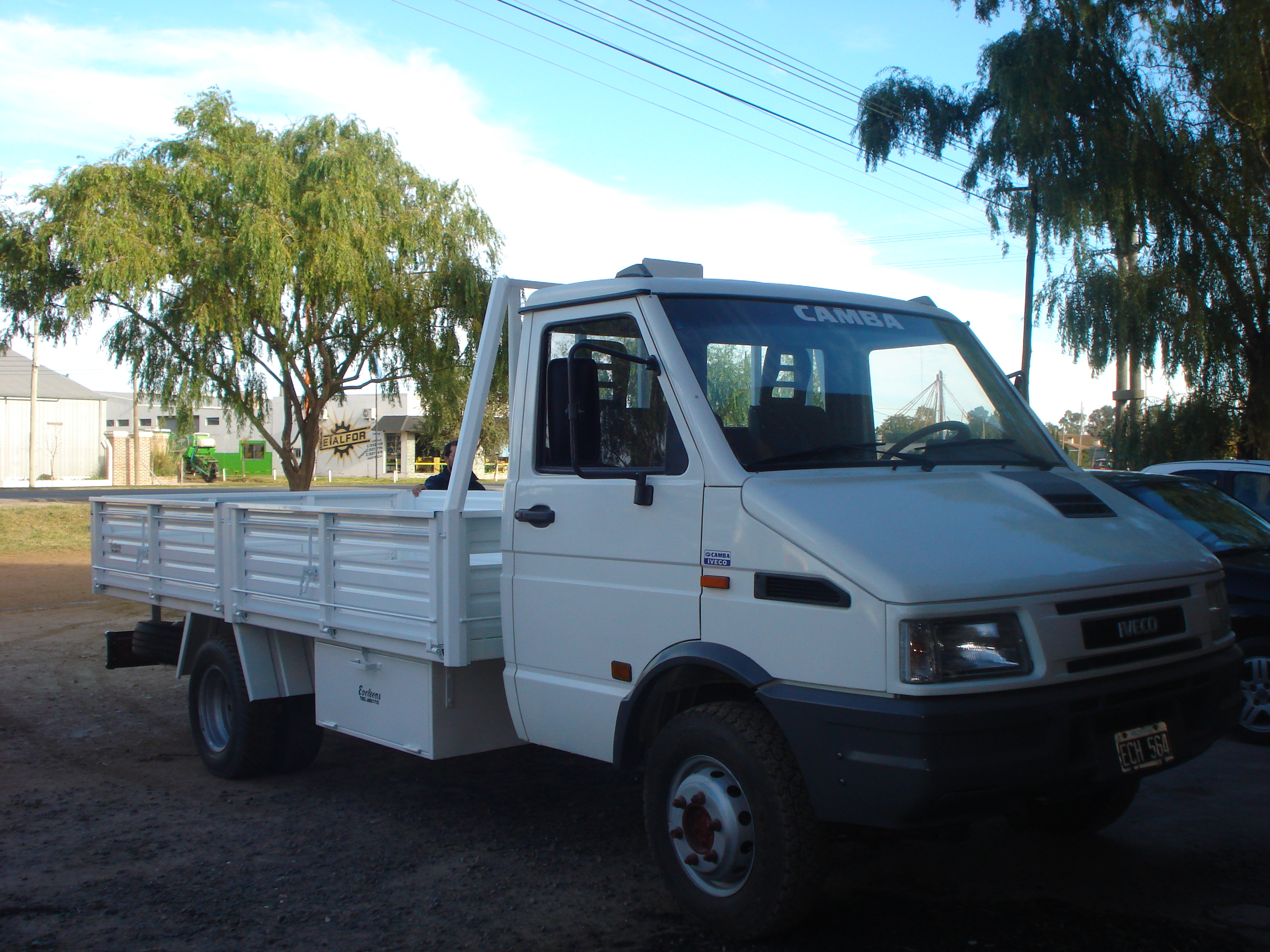 iveco daily 59/15