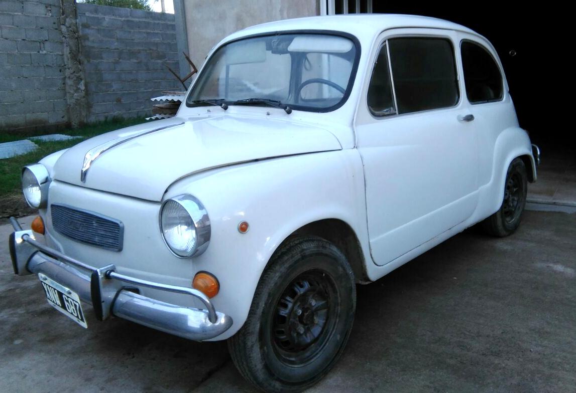 FIAT 600 1972