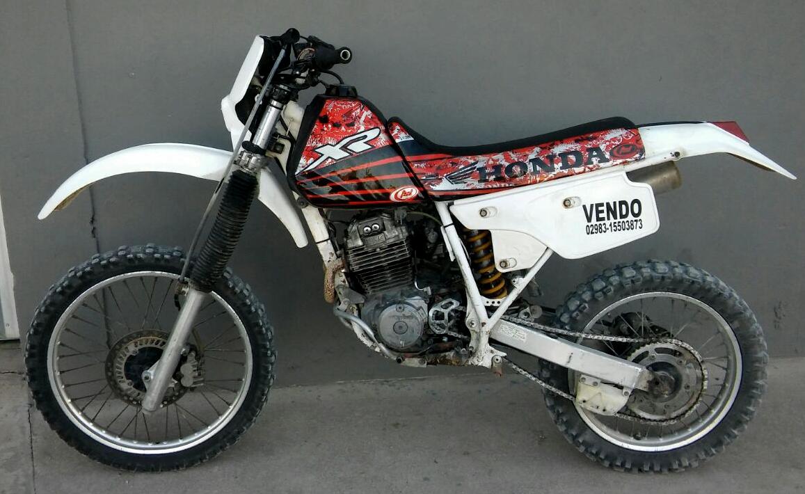 HONDA XR 250 1994