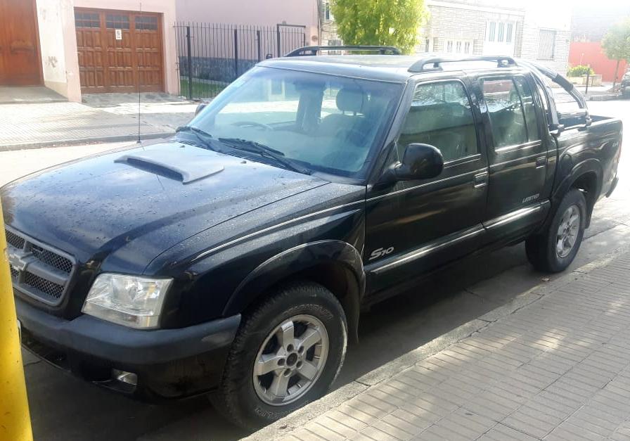 S10 2.8 DLX 4X4 2007