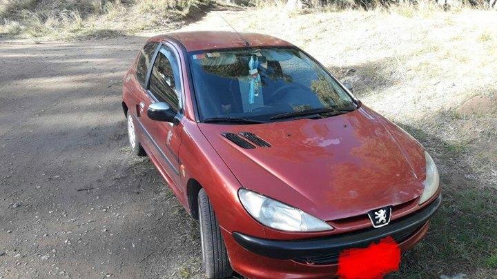Peugeot 206 Xr