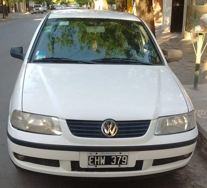 VW GOL GNC 2004