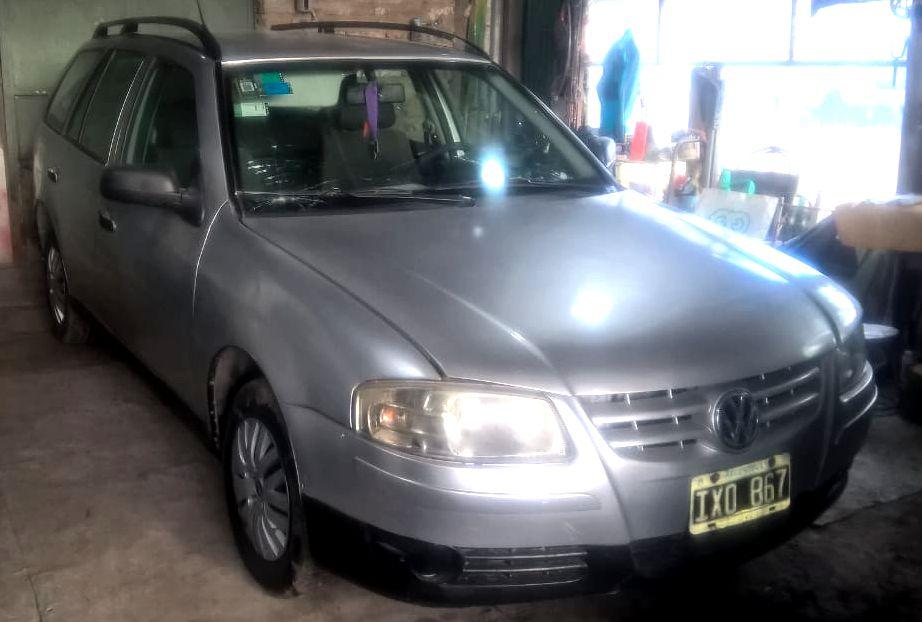VW GOL COUNTRY 2010