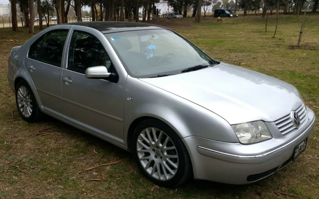 VW BORA TDI 2007