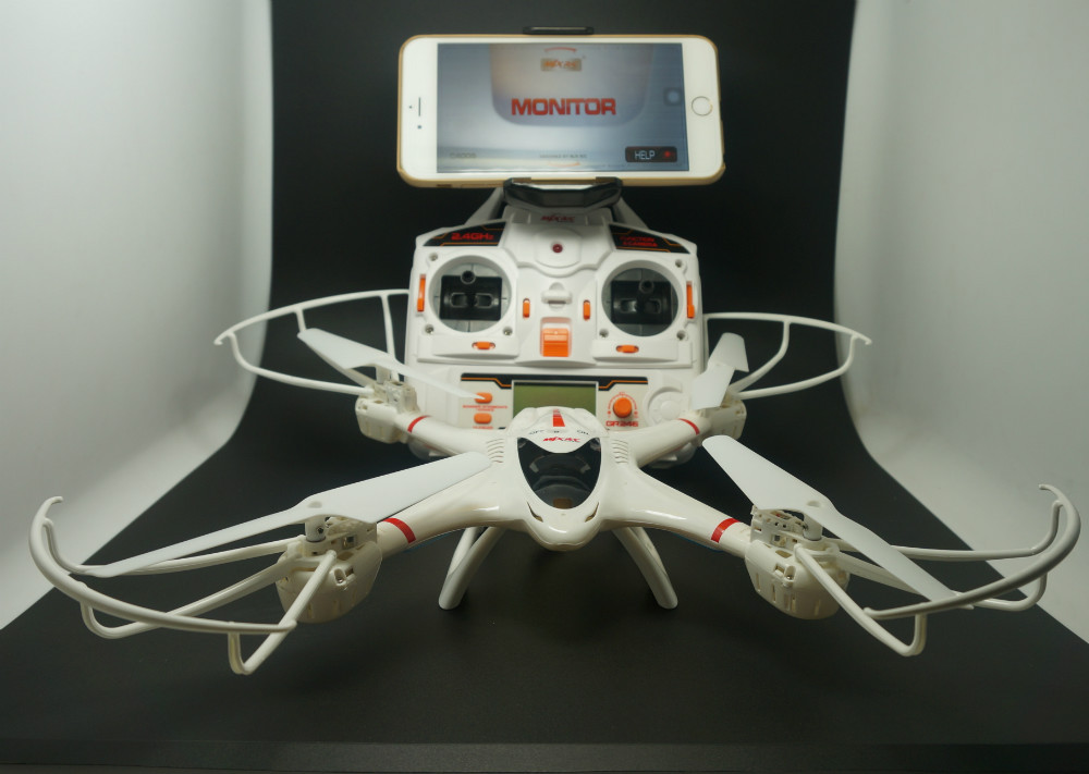 Drone mjx x400