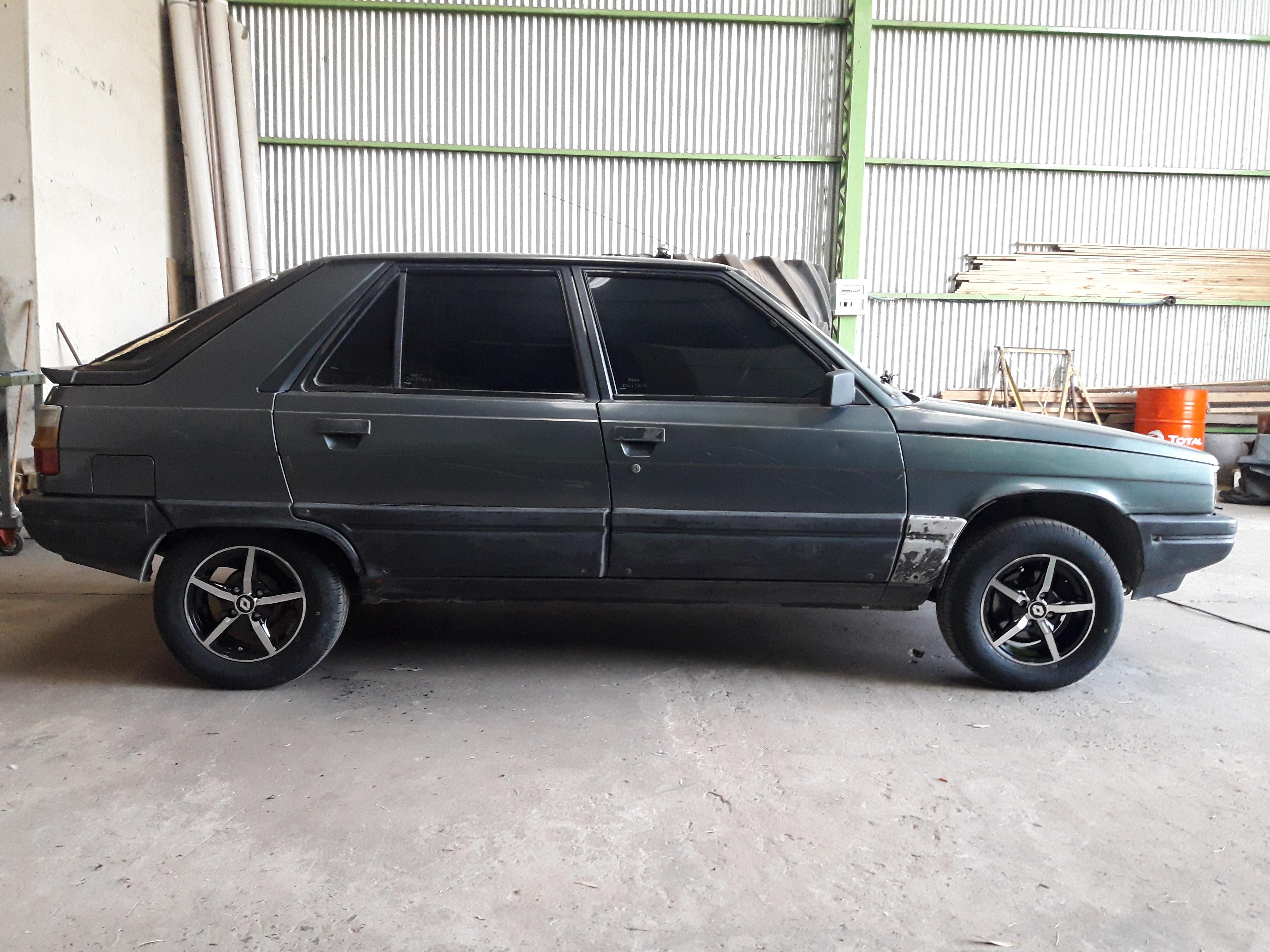 Renault 11 1.4 ts 1989