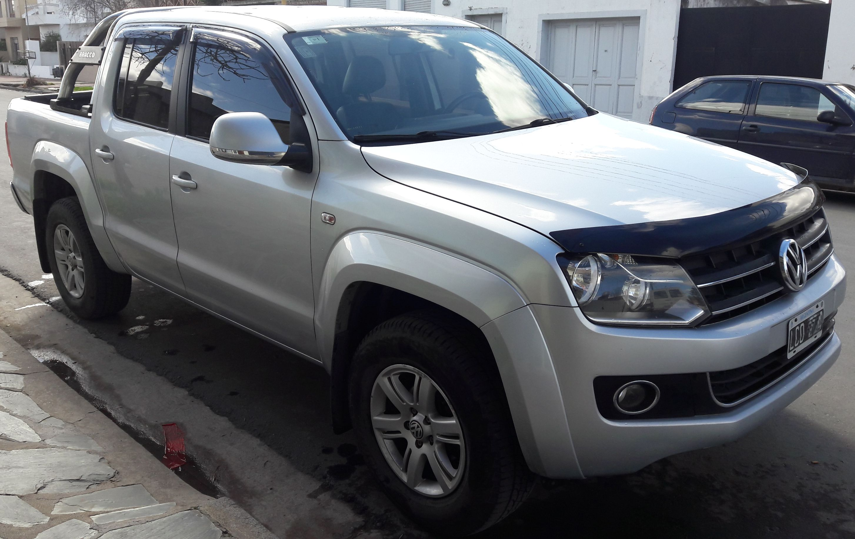 AMAROK HIGHLINE PACK 4X4