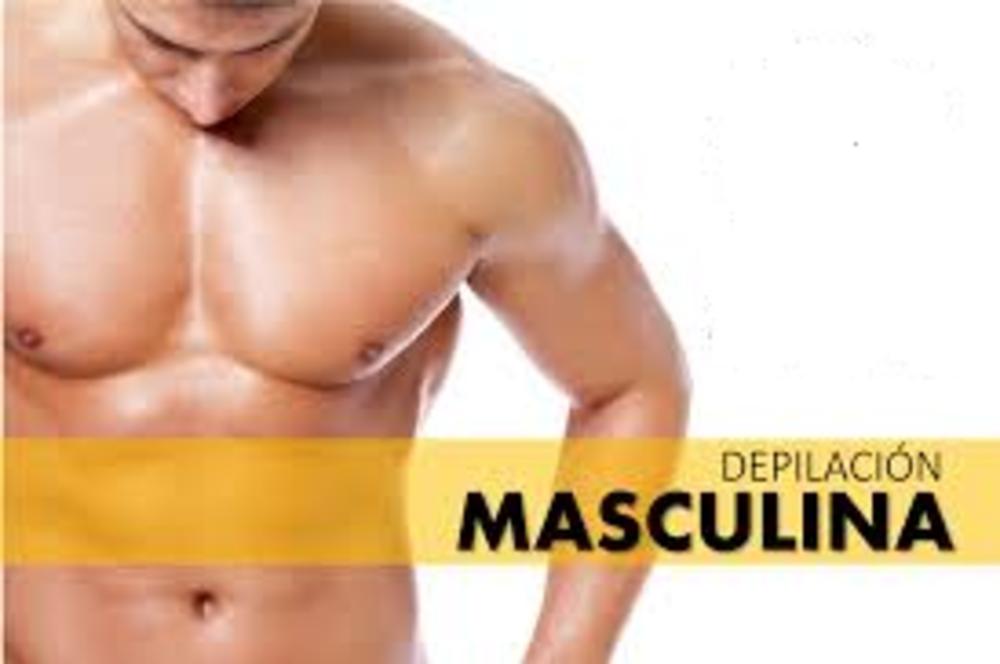 Depilacion Maculina