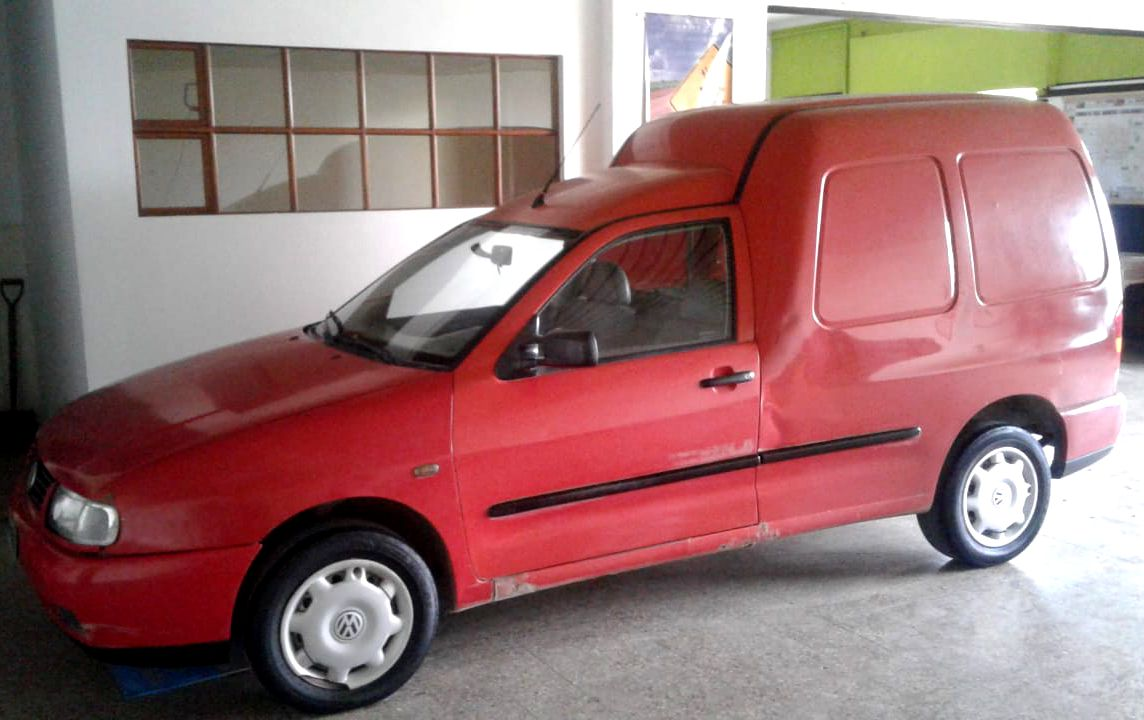 VW CADDY 2000