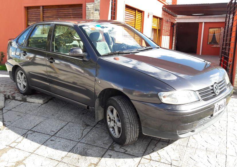 VW POLO GNC 2005