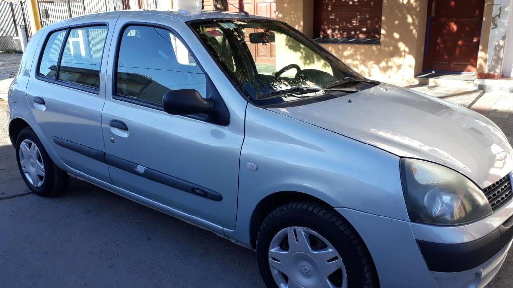 Renault clio 2 2004