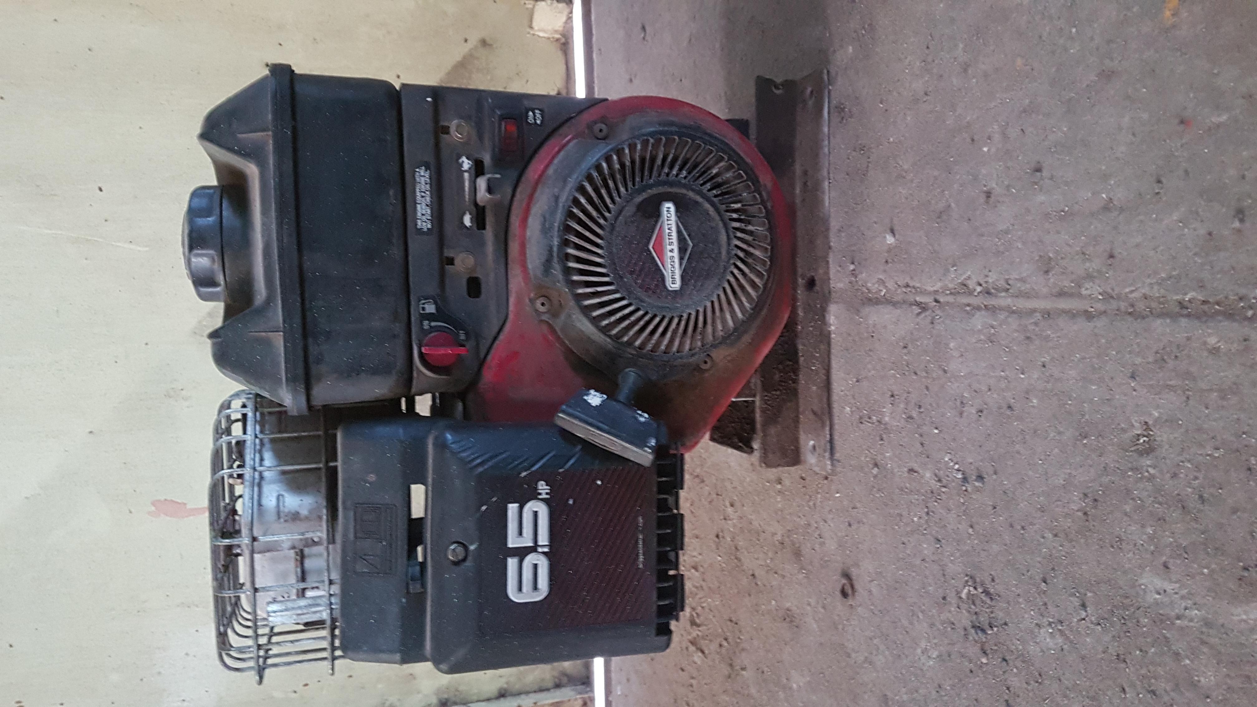 motor 6,5 hp