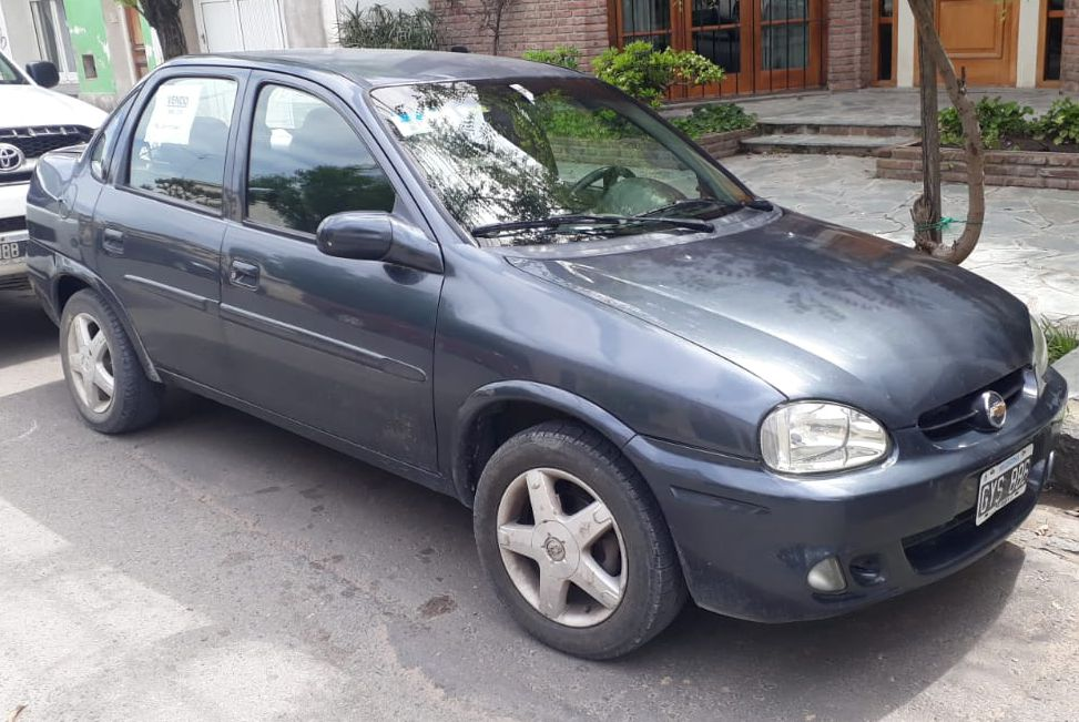 CORSA 2008