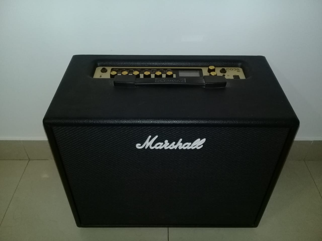 VDO Amp Guit Marshall CODE5