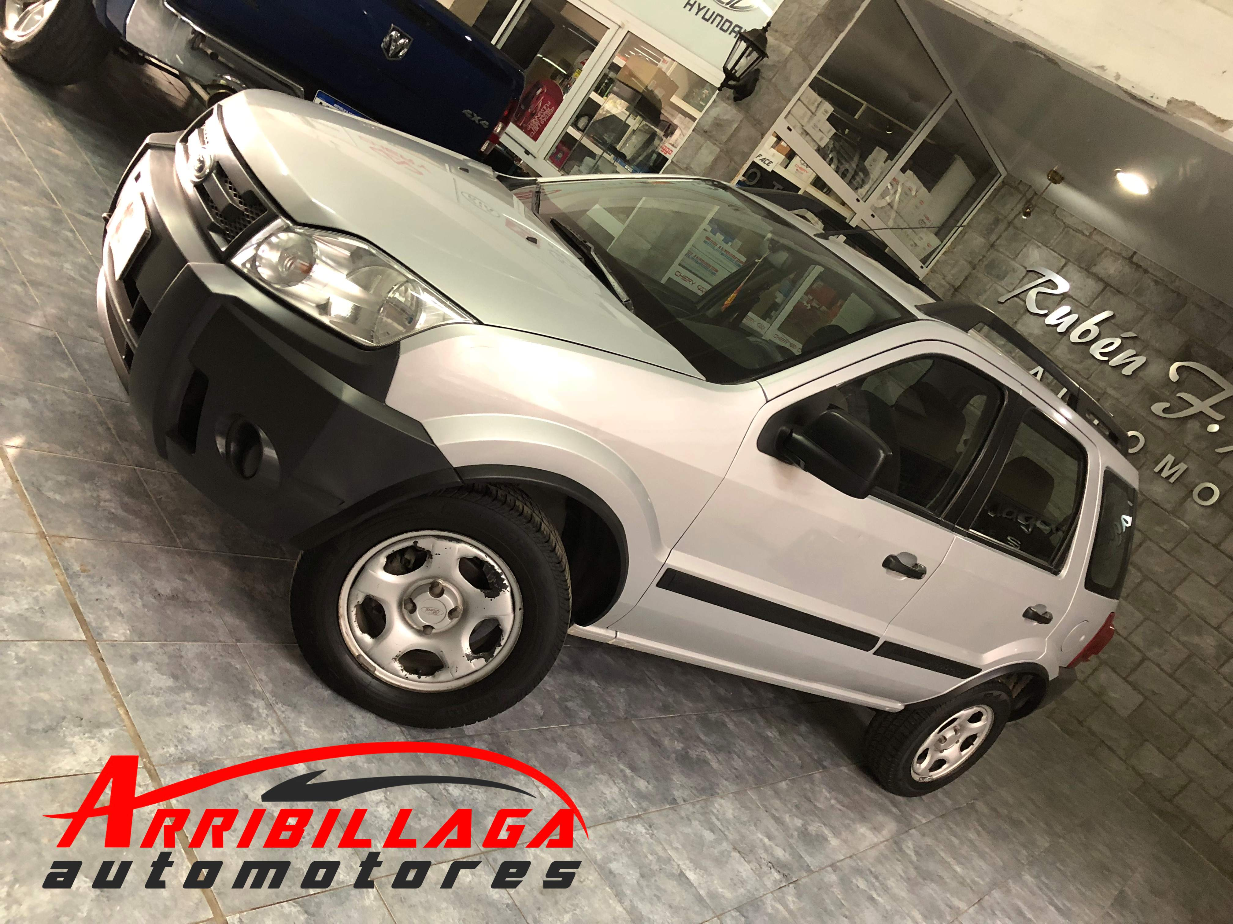Ford Ecosport XL 1.6 2011