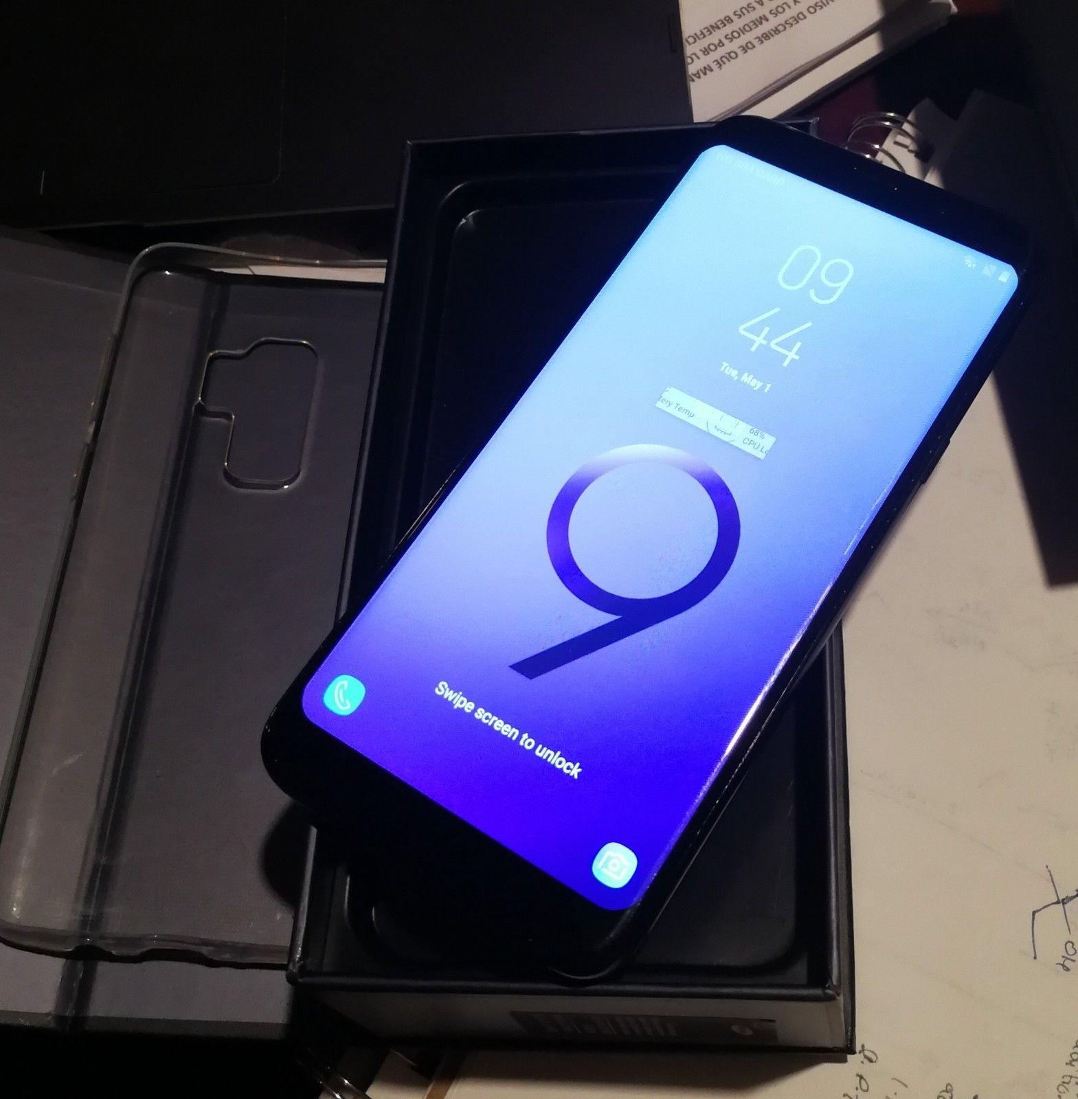 Samsung Galaxy S9+, S8+