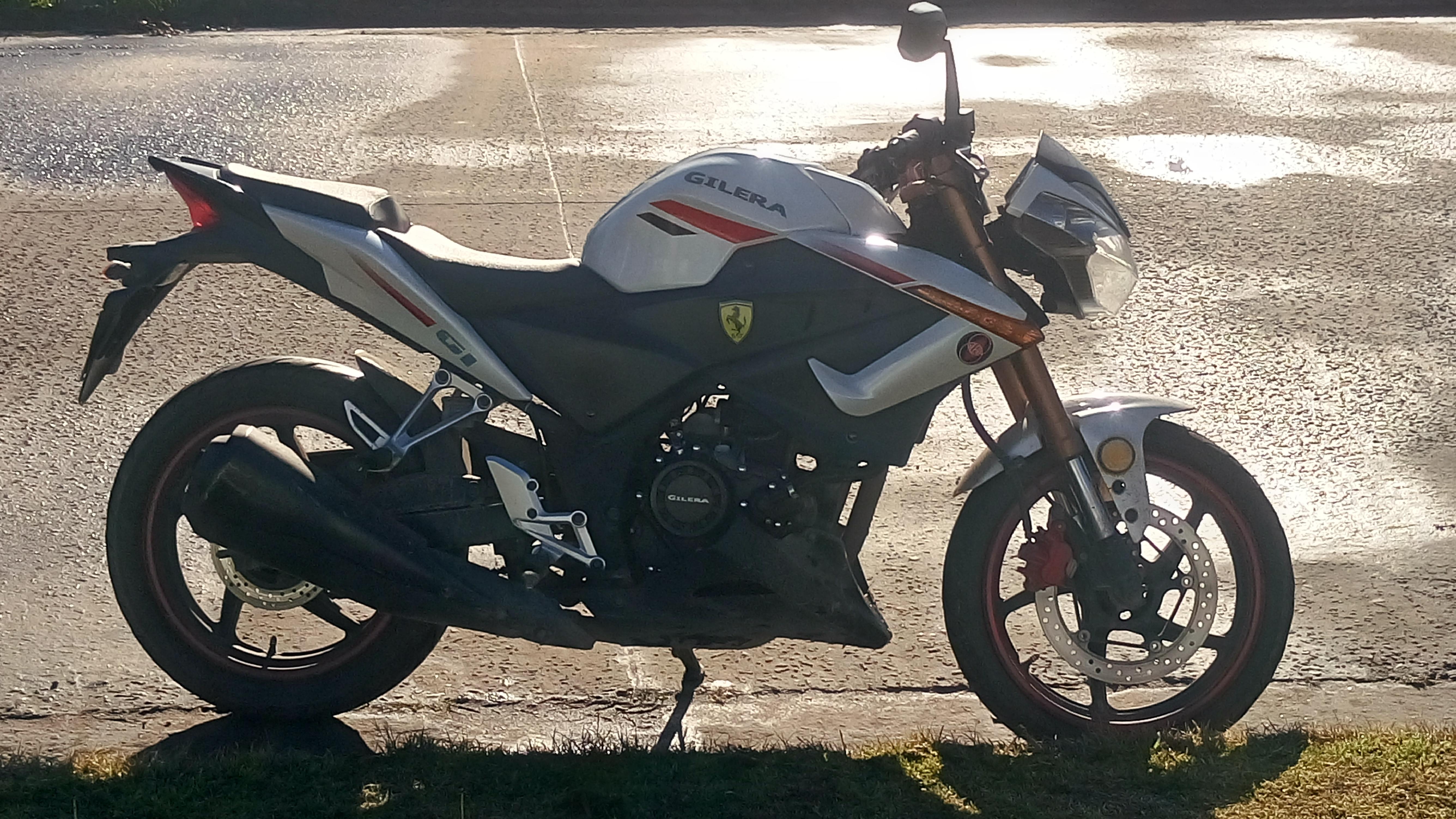 Vendo gilera g1 250cc