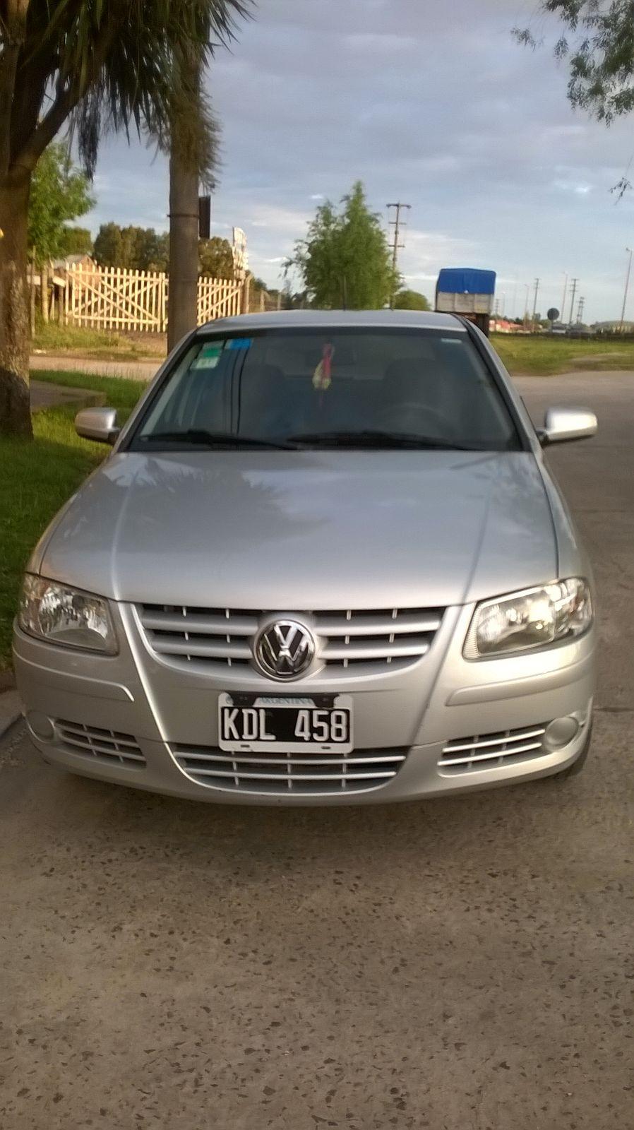 Vendo VW Gol - 1.4 mod 2011