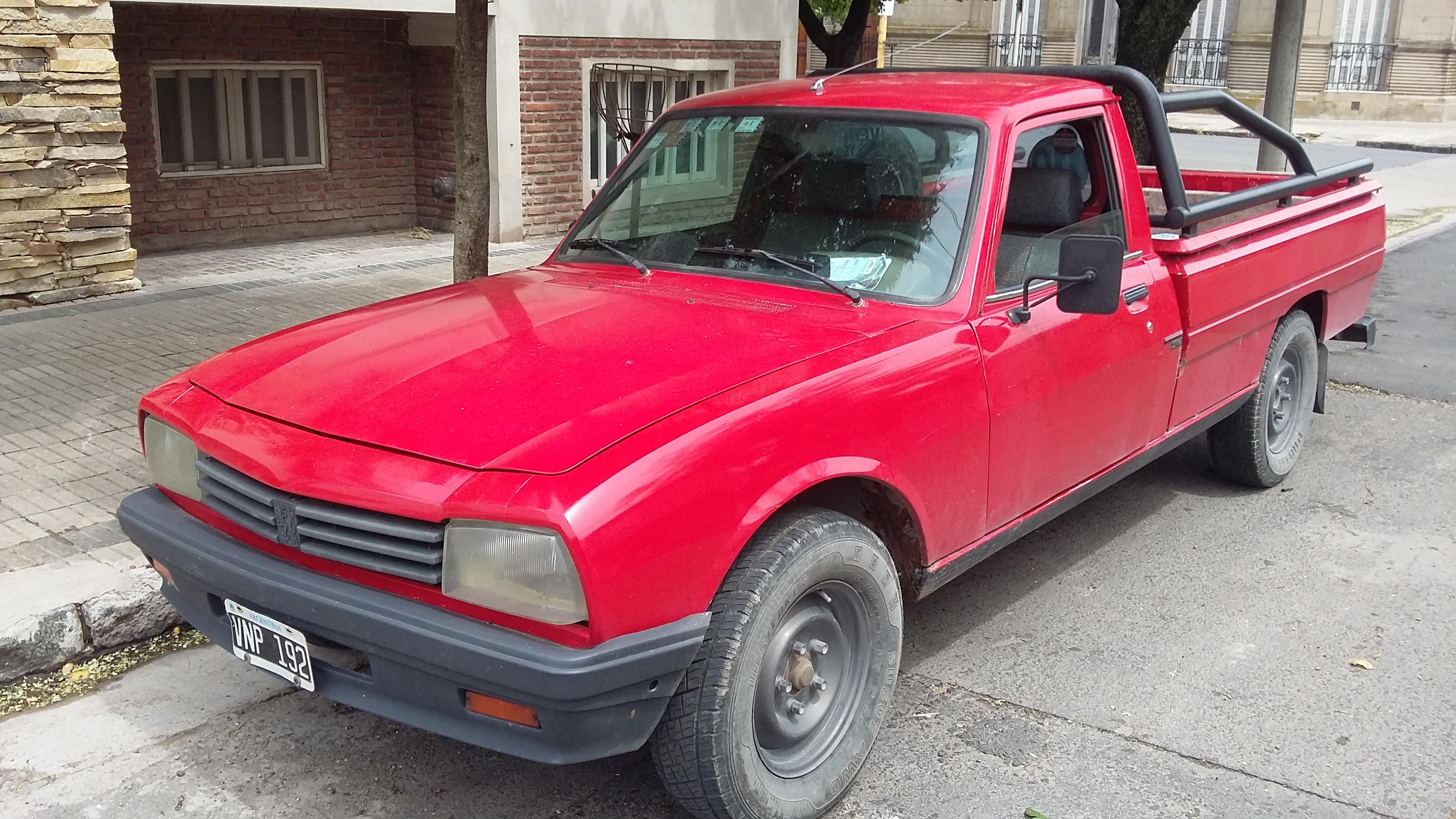 PEUGEOT 504 1991