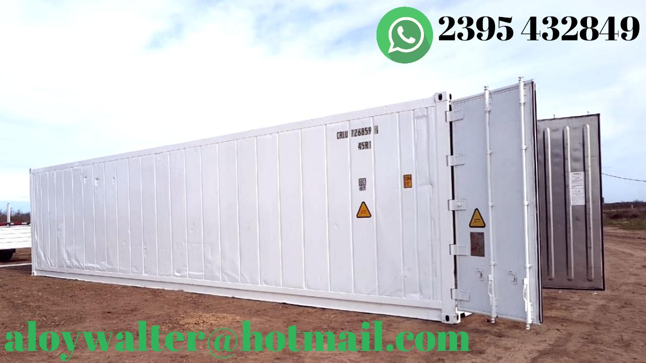 Container Camara Frigorifica