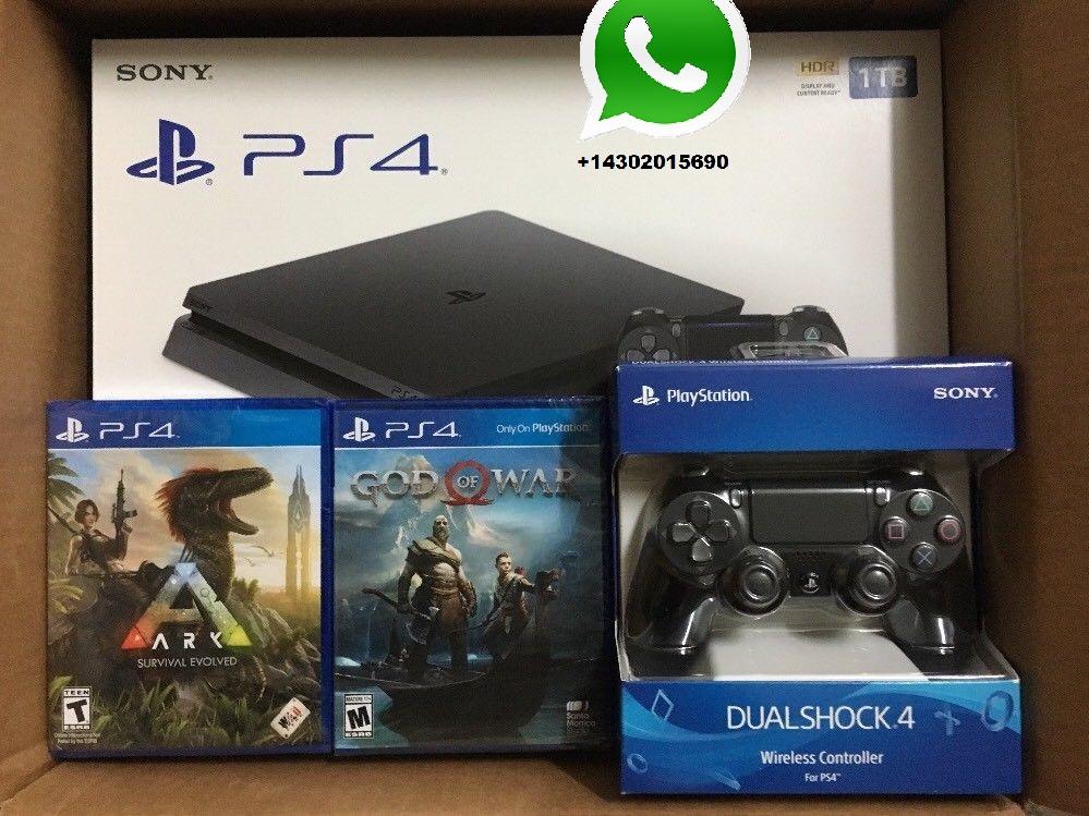 PS4 1TB 2dualshock