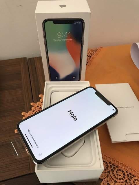Apple iPhone X 64gb 256gb