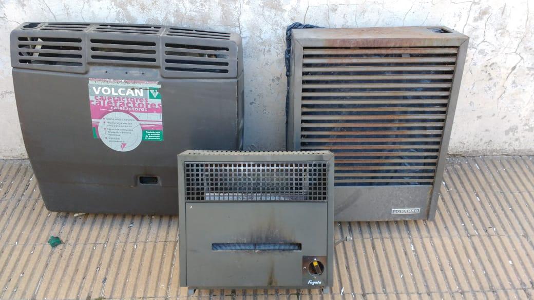 Venta calefactores usados