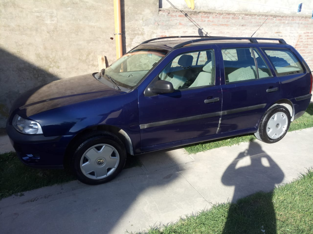 Vw Gol Country 2004