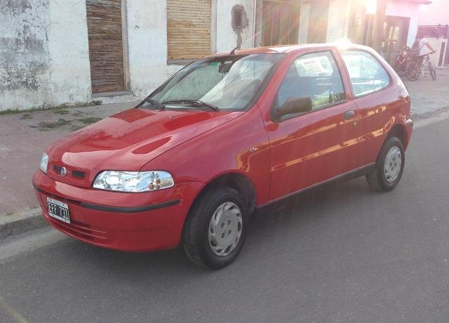 PALIO NAFTA 2003