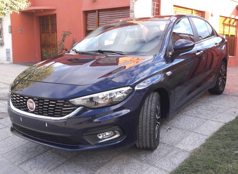 FIAT TIPO 0KM