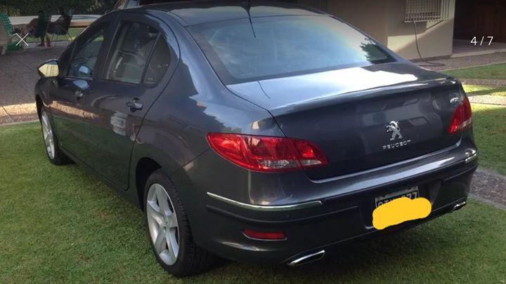 Peugeot 408 HDI 2015