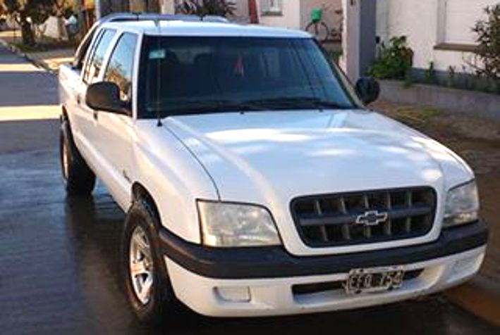 CHEVROLET S10 2003