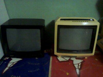 TV DOS COLOR 14P
