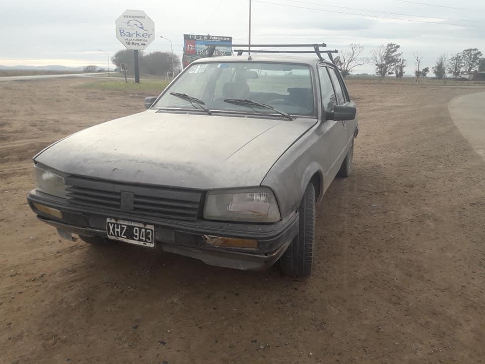 PEUGEOT 505 1991