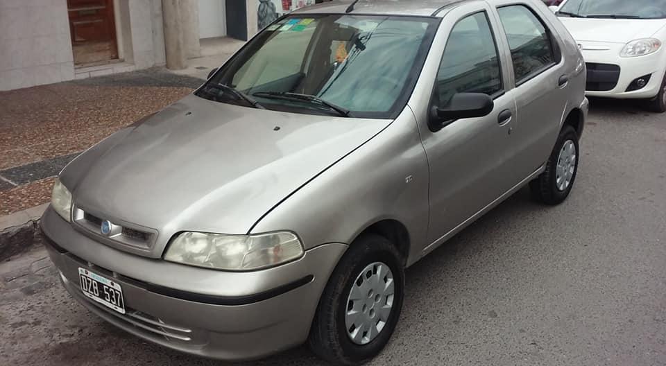 FIAT Palio TDI 2002