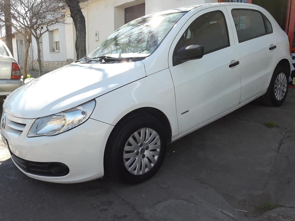 VW Gol Trend 1.6 2011
