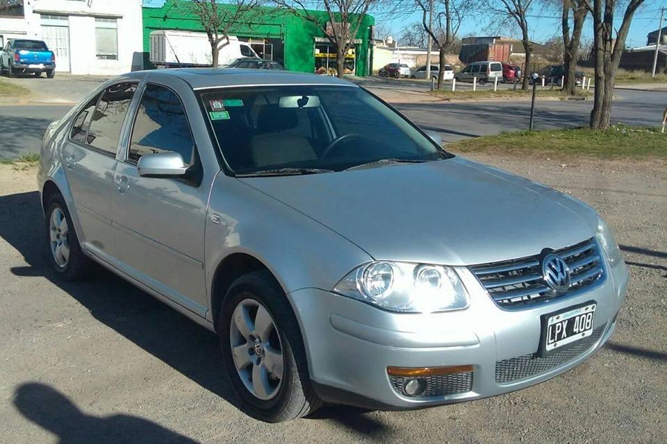 VW Bora 2012