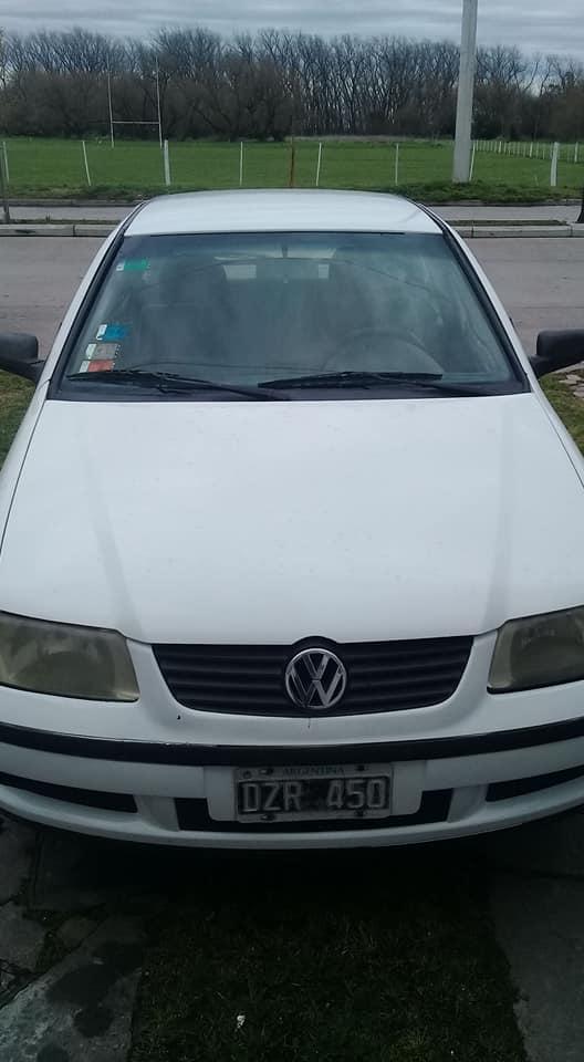 VW Gol mod 2002