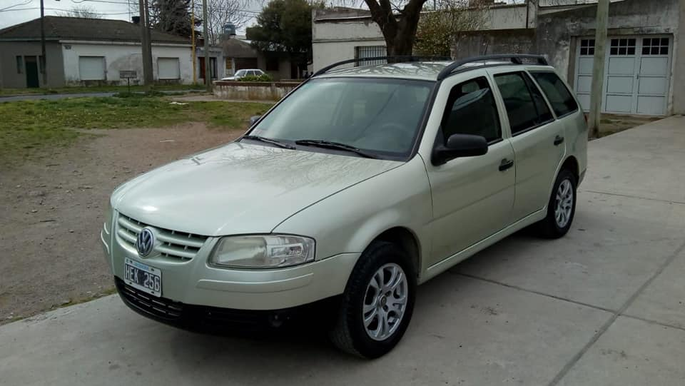 VW Gol Country 2008