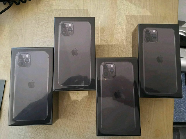 iPhone 11 Negro 512GB