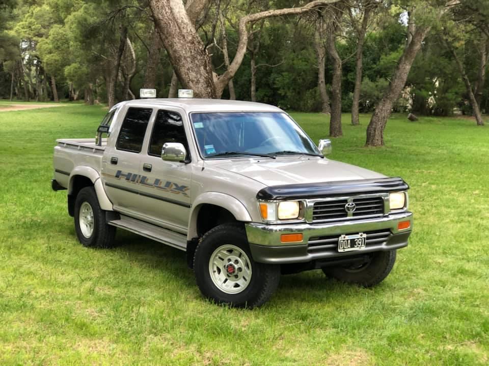 Toyota Hilux 4x4 2000