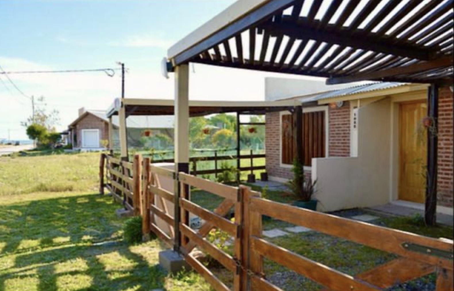 Claromecó 2 casas nuevas